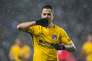 Vitolo, m�lscorer (Atletico Madrid)