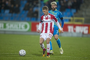 Kasper Kusk (Aab), Anthony Jung (Br�ndby IF)