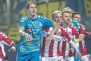 Benedikt R�cker (Br�ndby IF), Kasper Pedersen (Aab)