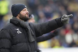 Christian L�nstrup, cheftr�ner (FC Helsing�r)