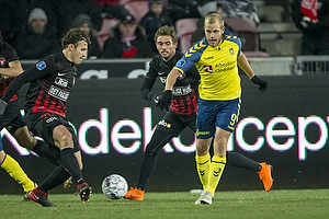 Erik Sviatchenko (FC Midtjylland), Teemu Pukki (Br�ndby IF)