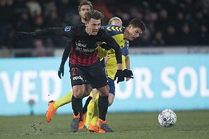 Kaan Kairinen (FC Midtjylland), Christian N�rgaard (Br�ndby IF)