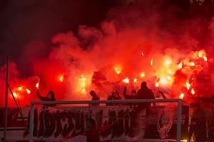 FCM-fans med romerlys