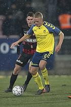 Markus Halsti (FC Midtjylland), Marc Dal Hende (FC Midtjylland)