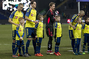 Hj�rtur Hermannsson (Br�ndby IF), Benedikt R�cker (Br�ndby IF), Frederik R�nnow (Br�ndby IF)