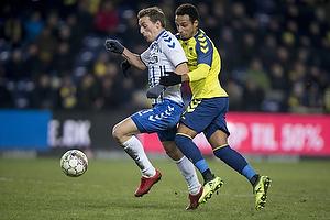 Casper Nielsen (Ob), Hany Mukhtar (Br�ndby IF)