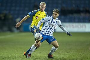 Hj�rtur Hermannsson (Br�ndby IF), Rasmus Festersen (Ob)