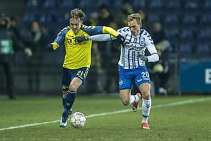 Lasse Vigen Christensen (Br�ndby IF), Jocob Barrett Laursen (Ob)