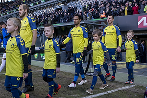 Teemu Pukki (Br�ndby IF), Hany Mukhtar (Br�ndby IF)