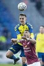 Lasse Vigen Christensen (Br�ndby IF), Mathias Haarup (Hobro IK)