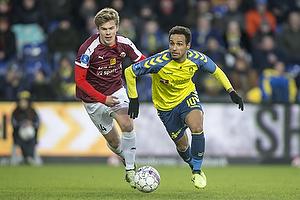 Hany Mukhtar (Br�ndby IF), Mikkel M. Pedersen (Hobro IK)