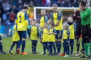 Hj�rtur Hermannsson (Br�ndby IF), Kasper Fisker (Br�ndby IF)