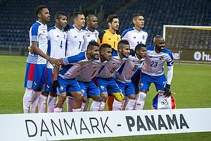 Danmark - Panama