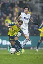 Hany Mukhtar (Br�ndby IF), Federico Santander (FC K�benhavn)