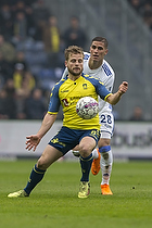 Kasper Fisker (Br�ndby IF), Pieros Sotiriou (FC K�benhavn)