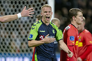 Hj�rtur Hermannsson, m�lscorer (Br�ndby IF)