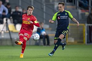 Emiliano Marcondes (FC Nordsj�lland), Mathias Jensen (FC Nordsj�lland)