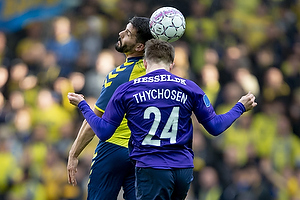 Anthony Jung (Br�ndby IF), Mads D�hr Tychosen (FC Midtjylland)