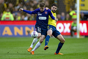 Mads D�hr Tychosen (FC Midtjylland), Anthony Jung (Br�ndby IF)