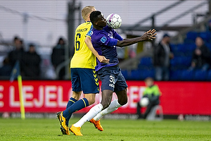 Hj�rtur Hermannsson (Br�ndby IF), Paul Onuachu (FC Midtjylland)