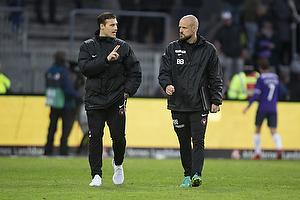 Erik Sviatchenko (FC Midtjylland), Kristian Bach Bak Nielsen (FC Midtjylland)