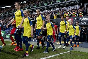 Lasse Vigen Christensen (Br�ndby IF), Teemu Pukki (Br�ndby IF)