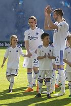 Michael L�ftner (FC K�benhavn), Peter Ankersen (FC K�benhavn)