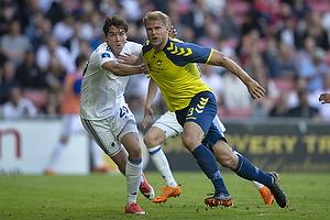 Robert Skov (FC K�benhavn), Paulus Arajuuri (Br�ndby IF)