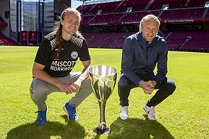 Simon Jakobsen (Silkeborg IF), Johan Larsson (Br�ndby IF)