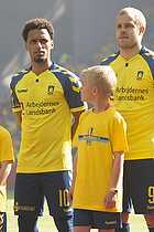 Hany Mukhtar (Br�ndby IF), Teemu Pukki (Br�ndby IF)