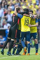 Benedikt R�cker (Br�ndby IF), Christian N�rgaard (Br�ndby IF), Frederik R�nnow (Br�ndby IF)