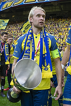 Johan Larsson, anf�rer (Br�ndby IF)