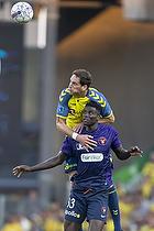 Benedikt R�cker (Br�ndby IF), Paul Onuachu (FC Midtjylland)