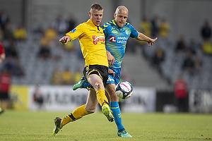 Mads Juel Andersen (AC Horsens), Teemu Pukki (Br�ndby IF)