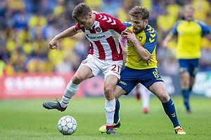 Kasper Risg�rd (Aab), Kasper Fisker (Br�ndby IF)