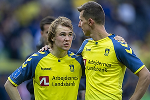 Simon Tibbling (Br�ndby IF), Kamil Wilczek (Br�ndby IF)