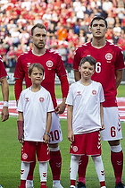 Christian Eriksen (Danmark), Andreas Christensen (Danmark)