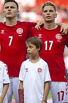 William Kvist J�rgensen (Danmark), Jens Stryger Larsen (Danmark)