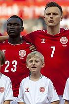 Pione Sisto (Danmark), William Kvist J�rgensen (Danmark)