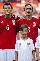 Andreas Christensen (Danmark), Thomas Delaney (Danmark)