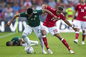 Danmark - Mexico