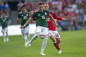 Christian Eriksen (Danmark), Hector Herrera (Mexico)