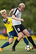 Gregor Siko�ek (Br�ndby IF), Mads Holden (Led�je-Sm�rum Fodbold)