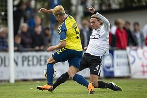 Gregor Siko�ek (Br�ndby IF), Rasmus Thomsen (Led�je-Sm�rum Fodbold)