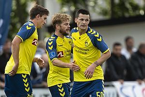 Kasper Fisker (Br�ndby IF), Ante Erceg (Br�ndby IF)