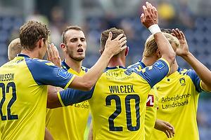 Br�ndby IF - St. Pauli