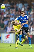 Simon Tibbling (Br�ndby IF), Nicolai Poulsen (Randers FC)