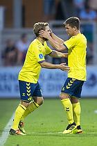 Kasper Fisker (Br�ndby IF), Dominik Kaiser (Br�ndby IF)