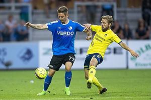 Andreas Bruhn (Randers FC), Kasper Fisker (Br�ndby IF)