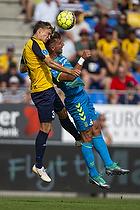 Jesper B�ge (Hobro IK), Kamil Wilczek (Br�ndby IF)